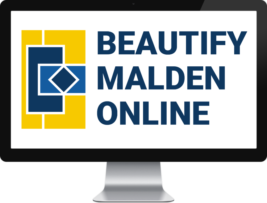 Beautify Malden Online Footer Logo