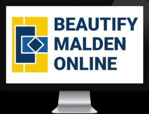 Beautify Malden Online Footer Logo