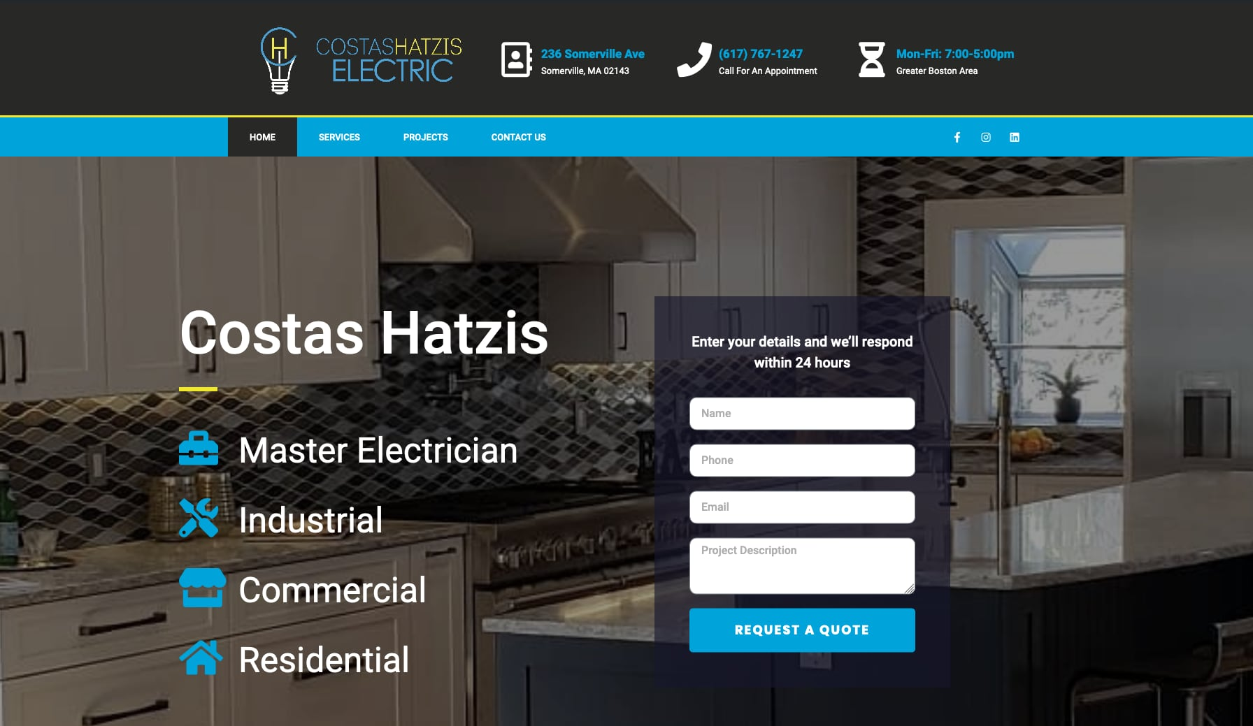 Costas Hatzis Electric